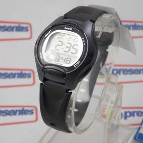 b0992cc2ea8 Relogio Casio Pequeno Feminino - Relógios no Mercado Livre Brasil