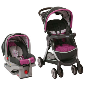 Carriola Travel System Fast Action