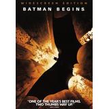 Batman Begins Dvd Nuevo Y Sellado