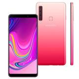 Smartphone Samsung A920f Galaxy A9 Duos Tela 6.3 128gb Rosa