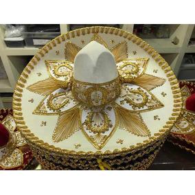 Sombreros Charros De Gala en Mercado Libre México d32ef41cfe88