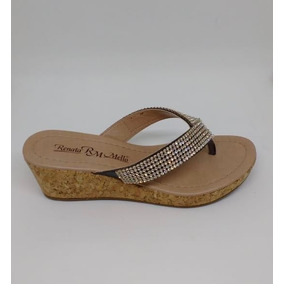 2f35506b56 Sandalia Renata Mello Salto De Masculino - Sapatos no Mercado Livre ...