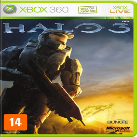 Halo 3 Xbox 360 - Mídia Digital