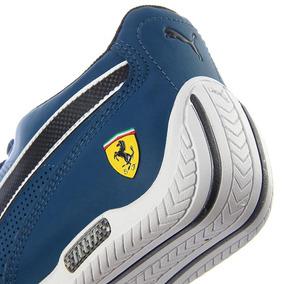 Zapatillas Puma Ferrari Selezione Azul