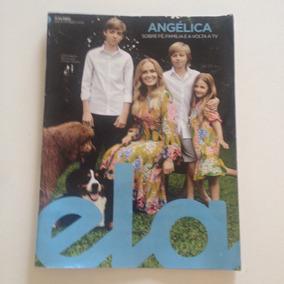 Revista Ela 23/12/2018 Angélica Sobre Fé, Família E Tv C2