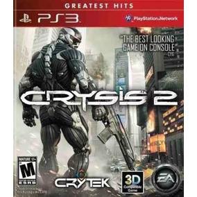 Jogo Crysis 2 (novo) Ps3