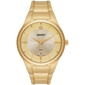 4fa572e064b Relogio Orient 50m Dourado - Relógios De Pulso no Mercado Livre Brasil
