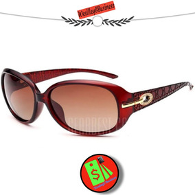 Óculos De Sol Feminino Com Proteção Uv Oc25 · R  120 51eac3fcbd