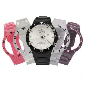 fb947caa078 Kit Relógio Troca Pulseira Cp38086r Multicolorido - Relógios De ...
