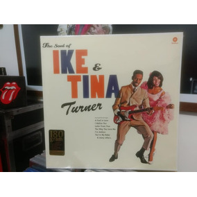 Lp Ike And Tina Turner - Soul Of Ike & Tina