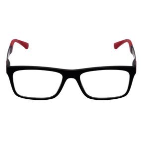 92135059a704e Oculos De Grau Azul Marinho Com Detalhes Armani - Óculos no Mercado ...