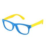 Armação Óculos Grau Infantil Masculino Flexível Cordão 802 a18645b207