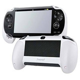 Empuñadura Compatible Con Sony Playstation Vita Blanco
