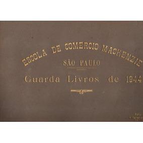 Álbum Fotos Antigas Escola De Comercio Mackenzie Sp De 1944