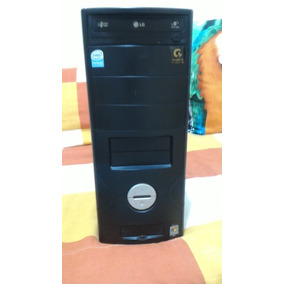 Computador Pc Pentium 1.6ghz 2gb Ram 80gb Hd Com Placa De Tv