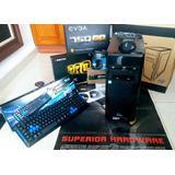 Torre Gamer Render Intel I7 6700k 4ghz. Gtx1060 Itx 6gb,16gb