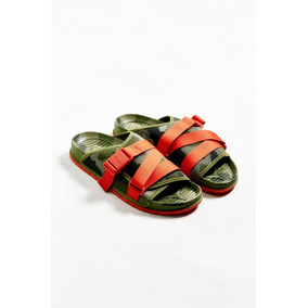 Sandalias Caballeros People Green - Talla 39