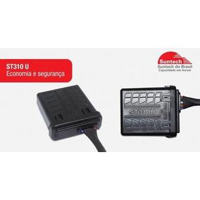 Rastreador Bloqueador Gps Suntech St310u Homologado Anatel