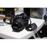 Camara Reflex Nikon Modelo D3200
