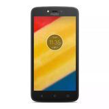 Celular Liberado Motorola Moto C Plus Negro Xt1725
