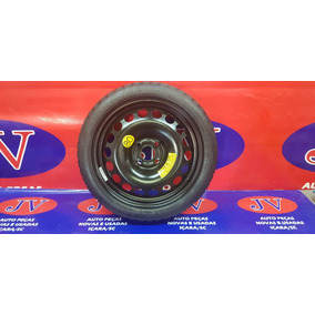 Estepe Fino Original Gm Onix/prisma 18 Roda+pneu 115/70 R16