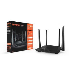 Roteador Gamer Tenda Ac6 Dual Band Wi-fi Ac1200 5dbi