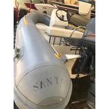 Sr15 Flexboat Com Motor Yamaha 60 Hp 2 Tempos