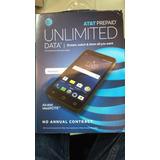 Teléfono Alcatel Xcite Nuevo Android 7.0 1gb De Ram 8gb Rom