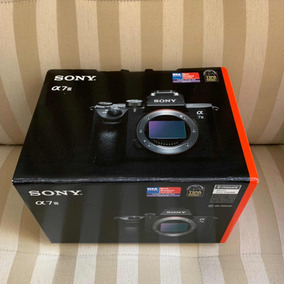 Sony A7iii Corpo - Ñ/0/v/a