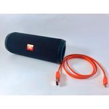 Parlante Altavoz Portable Jbl Negro Sumergible - Usado