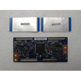T-con + Flats Lg 39la6200 T420hvd02.2 Semi-nova C/ Garantia