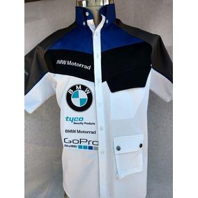 Camisa Escuderia Nascar F1 Bmw Automovilismo Motociclismo efb6e18dd9267