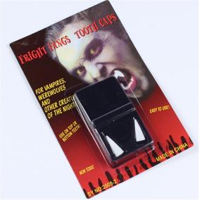 Presas Dente Vampiro Canino Halloween Fantasia Cosplay