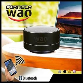 Cornetas Wao Con Bluetooth