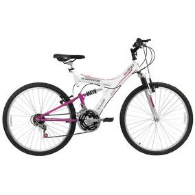 Bicicleta Aro 26 Tb 200 Xs Full Susp. 18v - Track Bikes
