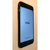 iPhone 7 128gb Liberado Color Negro Mate Operativo 100%
