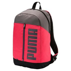 Mochila Puma Rosa Original 7510303