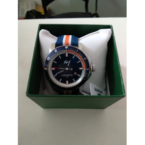 Relógio De Pulso Quartz Lacoste Original