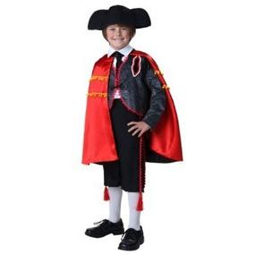 Sombrero Torero Negro Matador Disfraz Niño Adulto Barato. 16 vendidos -  Morelos · Disfraz Niño Torero 2e1956ce665