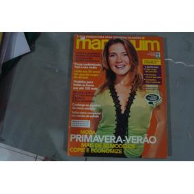 Revista Manequim 525 / Adriana Esteves Moda Primavera Verao