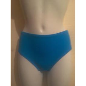 No Ilusion Bikini Tipo Boxer Unitalla Azul Turqueza