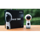 Samsung Gear 360 - Camara Fotos/video 360º 4k Nueva