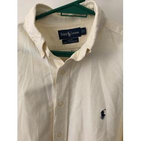 47bfdfc504 Hombre Ralph Lauren Crema - Camisas en Mercado Libre Uruguay