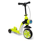 Monopatin Scooter Andarin Pata Pata 2 E 1 Con Luces Y Freno