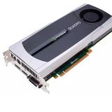 Placa De Vídeo Nvidia Quadro 5000 2,5 Gb Ddr5 3d