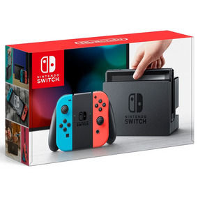 Consola Nintendo Switch Neon 32 Gb Nintendo