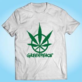 Camiseta Greenpeace - Camisetas Manga Curta no Mercado Livre Brasil 4a76153bd1a97
