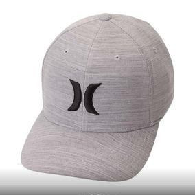 Gorra Hurley Df Cutback Hat Color Gris Talla S m Original ba350d8542d
