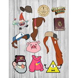 Photobooth Gravity Falls Imprimible