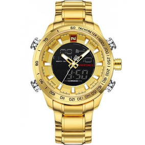 482b6c6752c Naviforce 9093 - Relógio Masculino no Mercado Livre Brasil